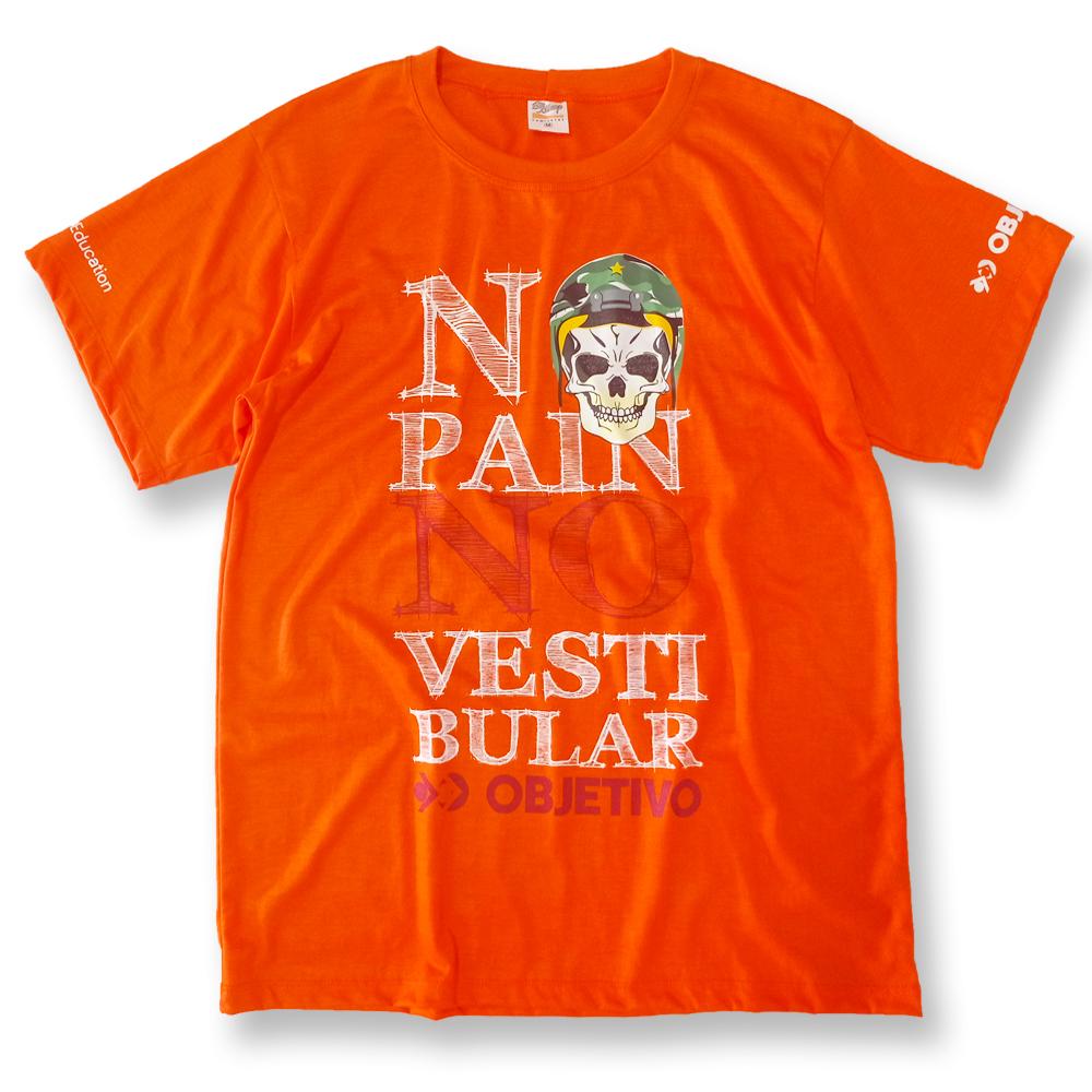 Camiseta Objetivo Vestibular