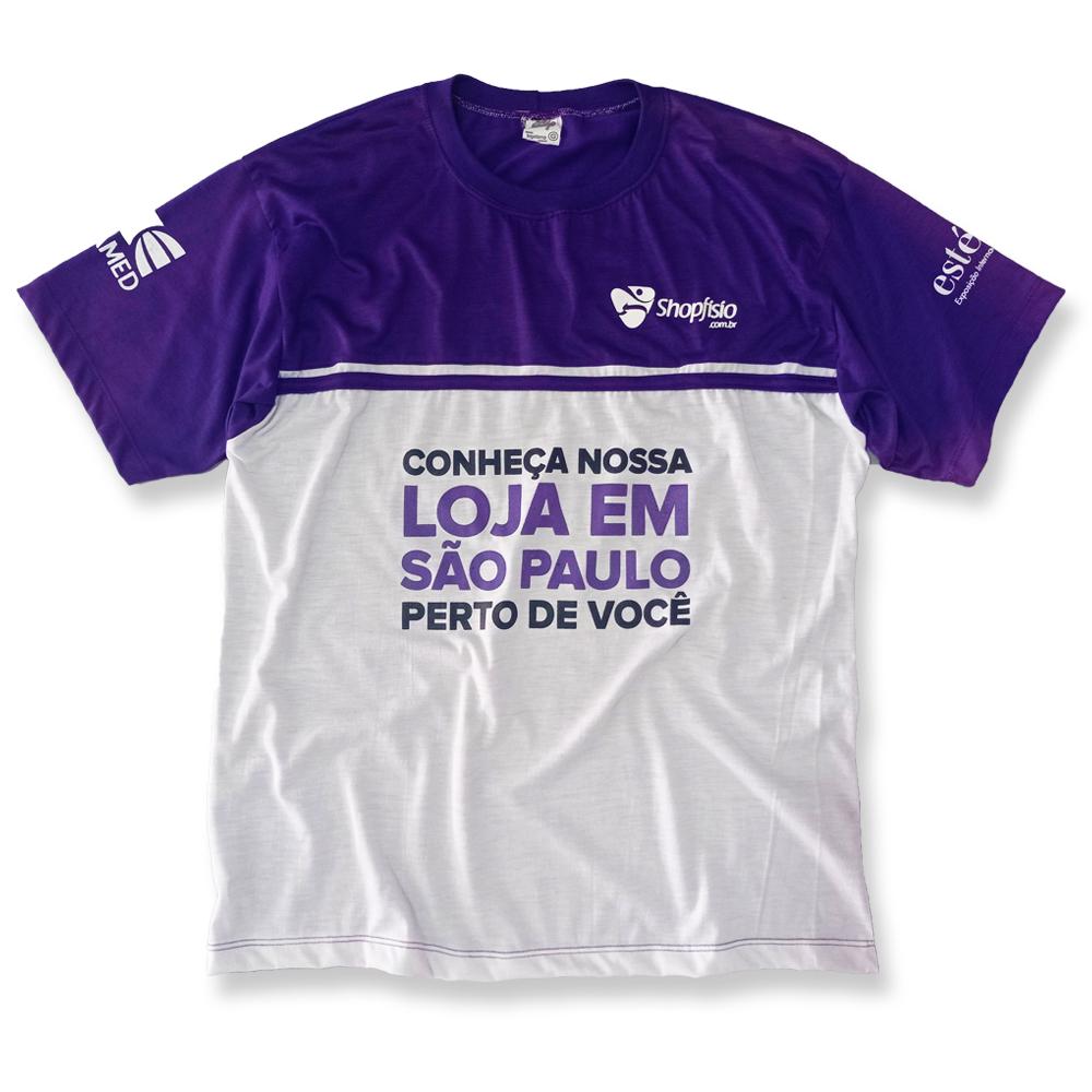 Camiseta ShopFisio